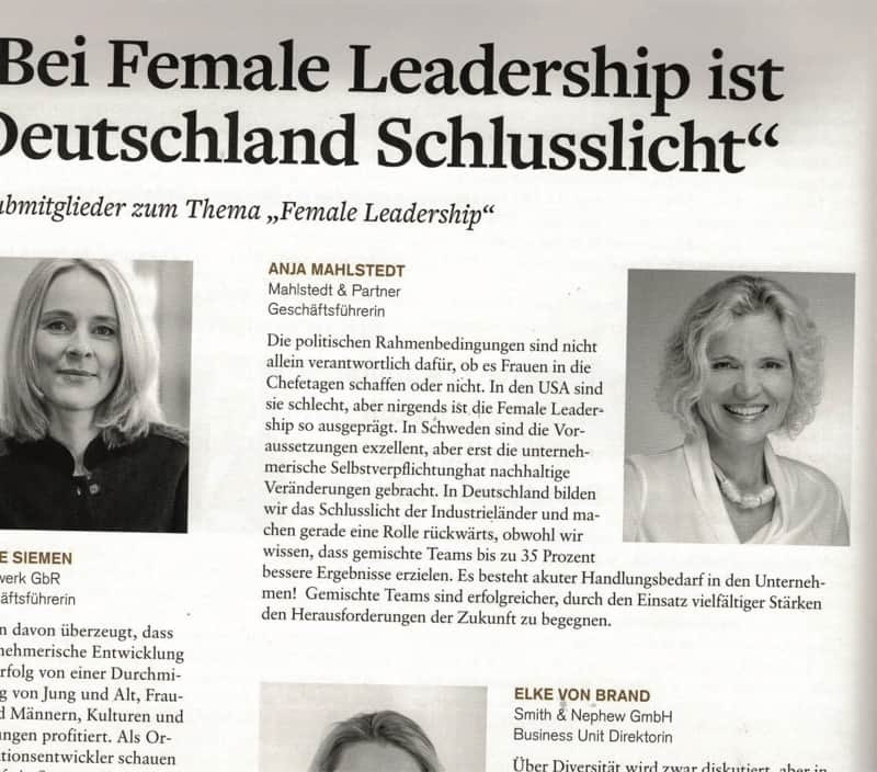 "Business Club ""female Leadership"""