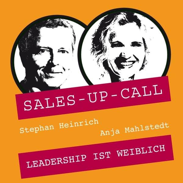 Salesup-call Anja mahlstedt