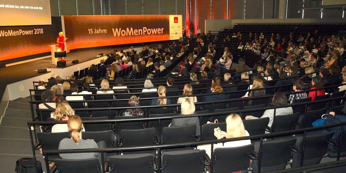 WomenPower 2018 Keynote Anja Mahlstedt