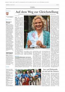 Anja Mahlstedt Wedel Schulauer Tageblatt