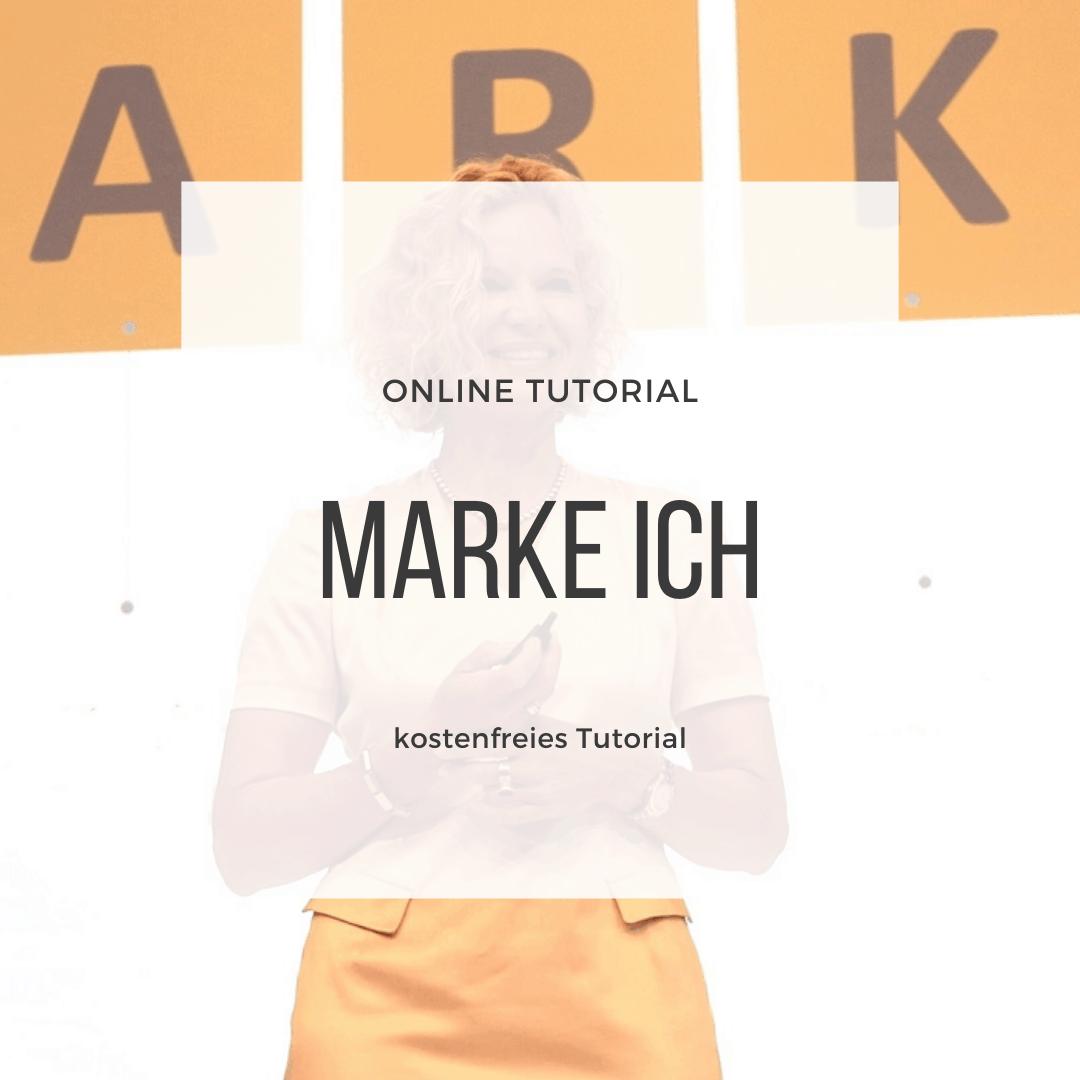 Marke ICH Tutorial