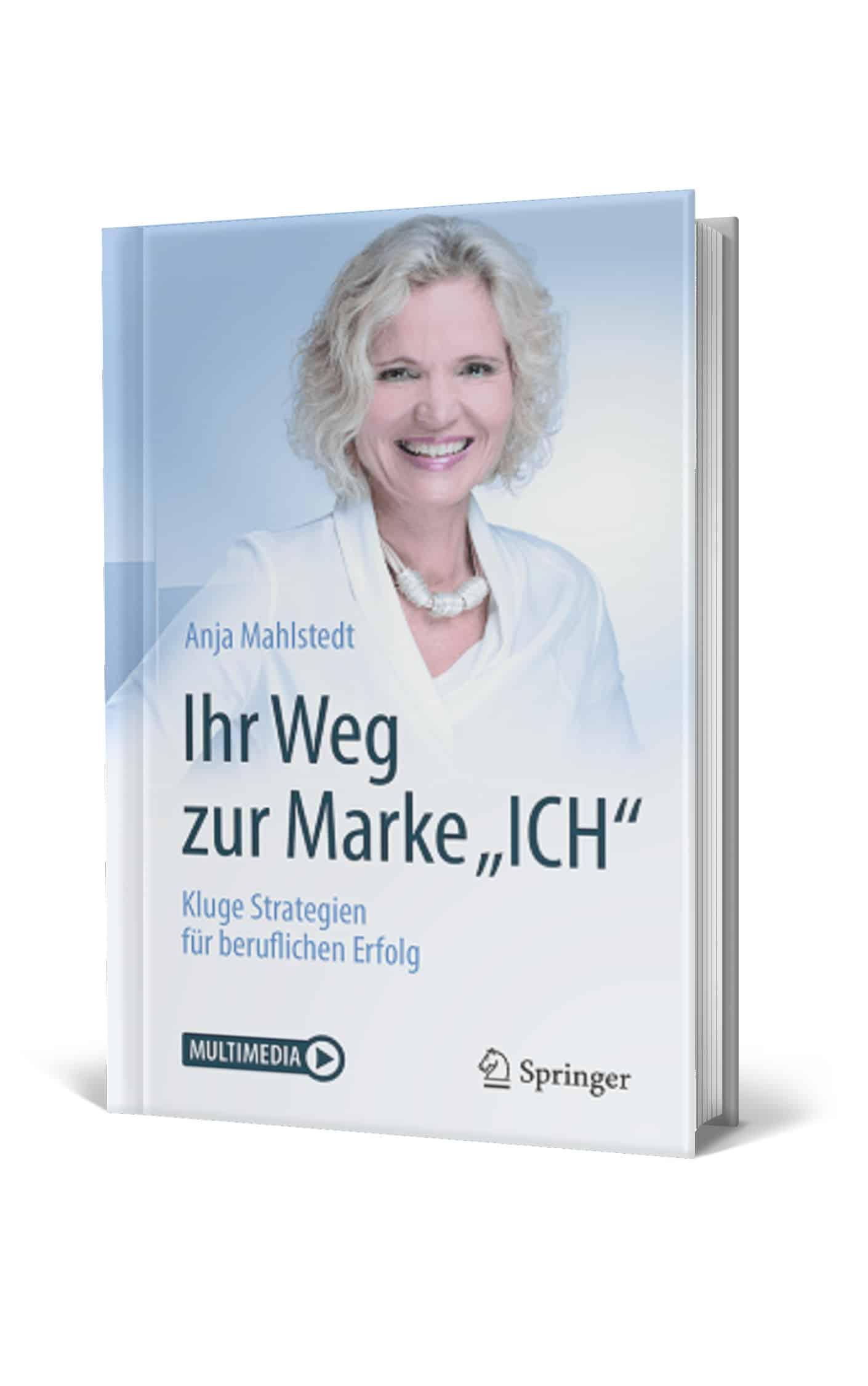 Buch Ihr Weg zur Marke ICH von Anja Mahlstedt